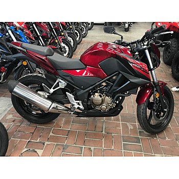 2018 Honda CB300F for sale 200545576