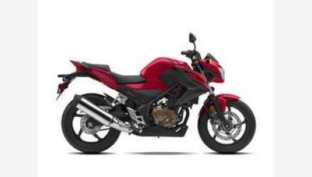2018 Honda CB300F for sale 200736400
