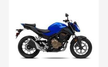 2018 Honda CB500F for sale 200548366