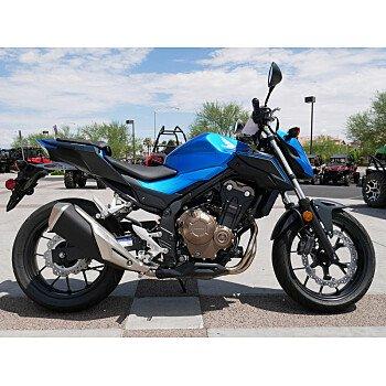 2018 Honda CB500F for sale 200569264