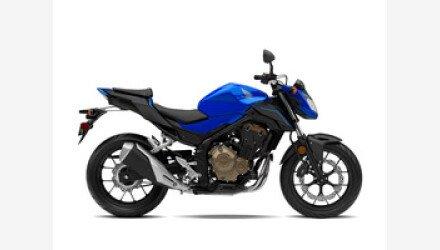 2018 Honda CB500F for sale 200604905