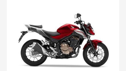 2018 Honda CB500F for sale 200607987