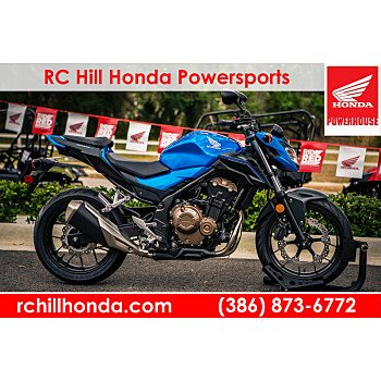 2018 Honda CB500F for sale 200712729