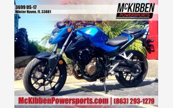 2018 Honda CB500F for sale 200836117