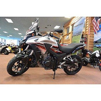 2018 Honda CB500X for sale 200529504