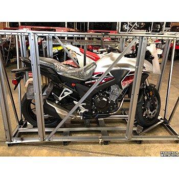 2018 Honda CB500X for sale 200672084