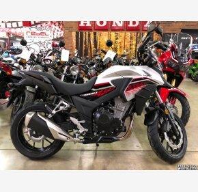 2018 Honda CB500X for sale 200523817
