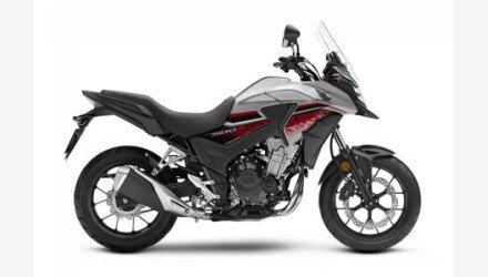 2018 Honda CB500X for sale 200643776