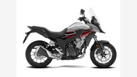 2018 Honda CB500X ABS for sale 200663479
