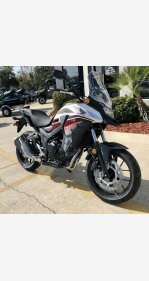 2018 Honda CB500X ABS for sale 200666261