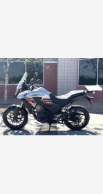 2018 Honda CB500X ABS for sale 200952296