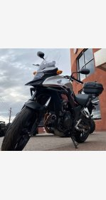 2018 Honda CB500X ABS for sale 201020740