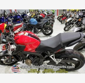 2018 Honda CB650F for sale 200726463