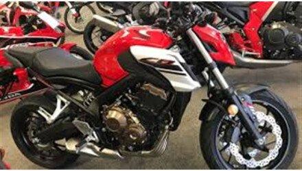 2018 Honda CB650F for sale 200740714