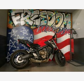 2018 Honda CB650F for sale 200784049