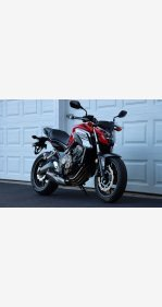2018 Honda CB650F for sale 200873392