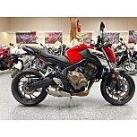2018 Honda CB650F for sale 201146521