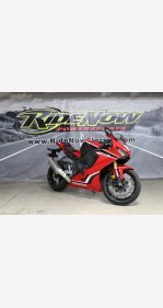 2018 Honda CBR1000RR for sale 200935377