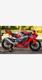 2018 Honda CBR1000RR for sale 200954745