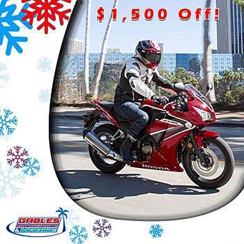 2018 Honda CBR300R for sale 200551104