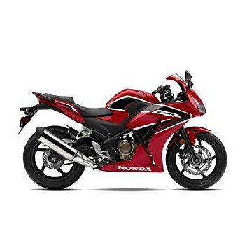 2018 Honda CBR300R for sale 200702735