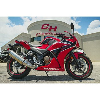 2018 Honda CBR300R for sale 200748430
