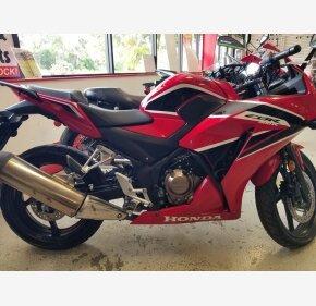 2018 Honda CBR300R for sale 200990862