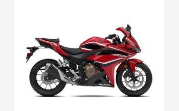 2018 Honda CBR500R for sale 200525695