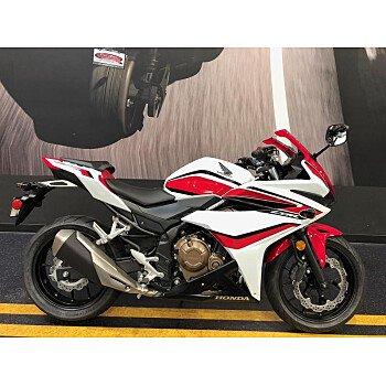 2018 Honda CBR500R for sale 200544125