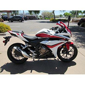2018 Honda CBR500R ABS for sale 200627758