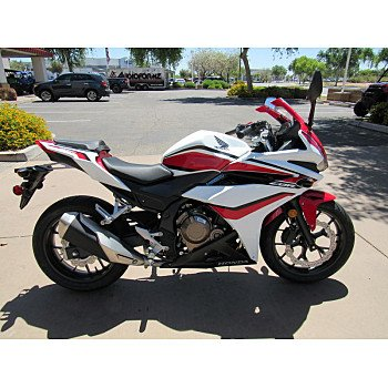 2018 Honda CBR500R for sale 200667940