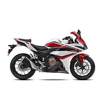 2018 Honda CBR500R for sale 200689376