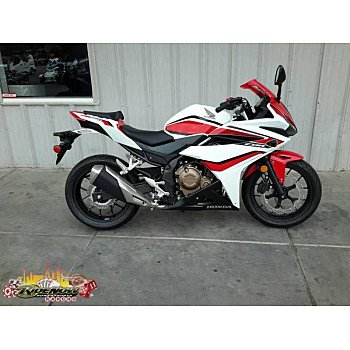 2018 Honda CBR500R for sale 200717098
