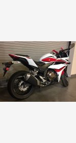 2018 Honda CBR500R for sale 200713371