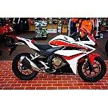 2018 Honda CBR500R for sale 201022169
