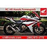 2018 Honda CBR500R for sale 201156781