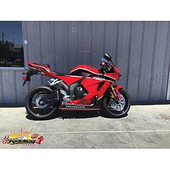 2018 Honda CBR600RR for sale 200700162