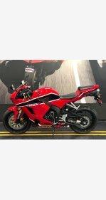2018 Honda CBR600RR for sale 200715261