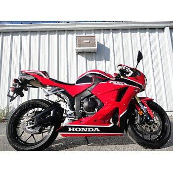 2018 Honda CBR600RR for sale 200805112