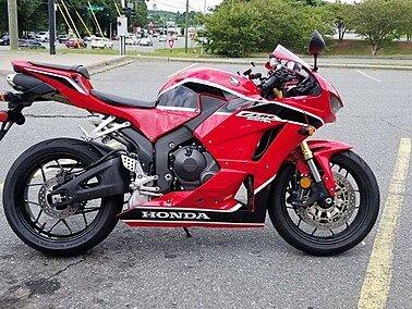 2018 Honda CBR600RR for sale 200931734