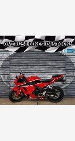 2018 Honda CBR600RR for sale 200992857