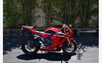 2018 Honda CBR600RR for sale 201179104