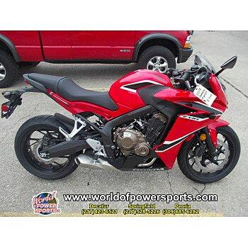 2018 Honda CBR650F for sale 200670720