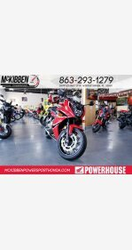 2018 Honda CBR650F for sale 200588673