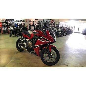 2018 Honda CBR650F for sale 200681008