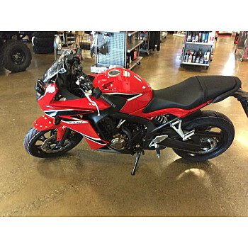 2018 Honda CBR650F for sale 200776938