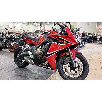 2018 Honda CBR650F for sale 200779017