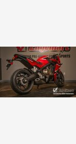 2018 Honda CBR650F for sale 200804115