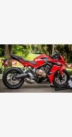 2018 Honda CBR650F ABS for sale 200882479