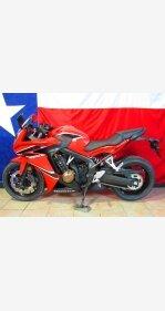 2018 Honda CBR650F for sale 200936389